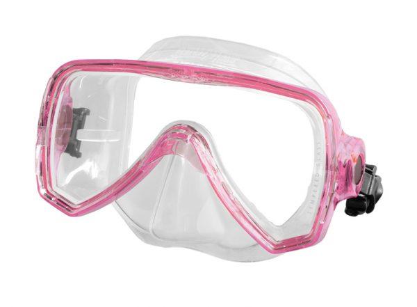 Mask Oceo Junior pink - Beuchat Thailand