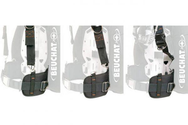 Masterlift Tek harness clip - Beuchat Thailand