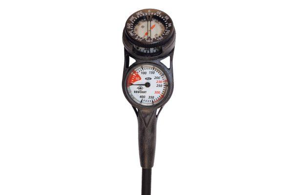 Pressure gauge + Compass - Beuchat Thailand
