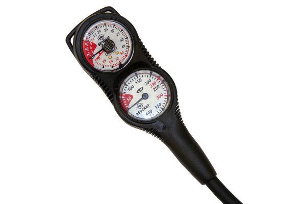 Pressure gauge + Depth - Beuchat Thailand