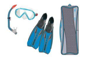 Set Fins Mask Snorkel X-Voyager - Beuchat Thailand