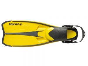 X-JET-Adjustable Yellow - Beuchat Thailand